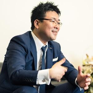 CASE STUDY : 株式会社三和ペイント 代表取締役 木原 史貴氏